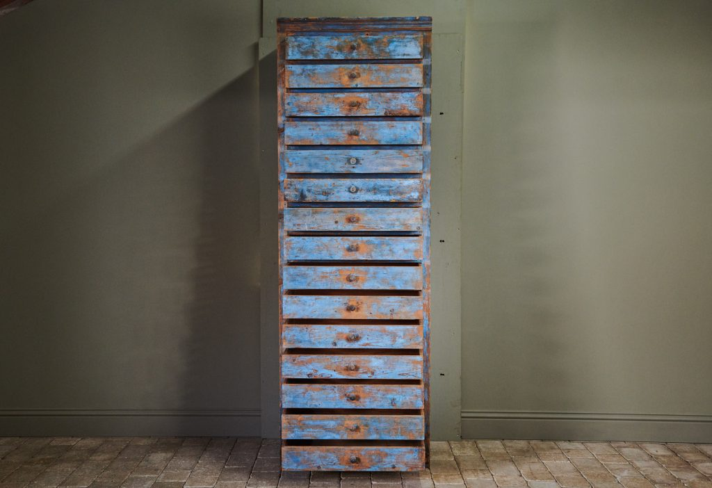 tall antique chest of drawers