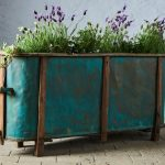 Copper Bath Planter