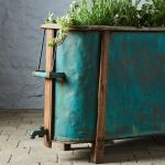 Copper Bath Planter-5