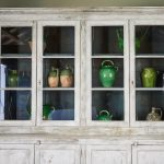 French Antique Display Cabinet-3