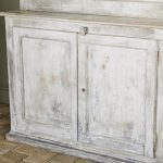 French Antique Display Cabinet-10