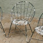 Stylish 60's Garden Chairs-7