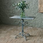 Blue Arras Side Table