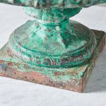 Rare 18th Century Green Urns-8