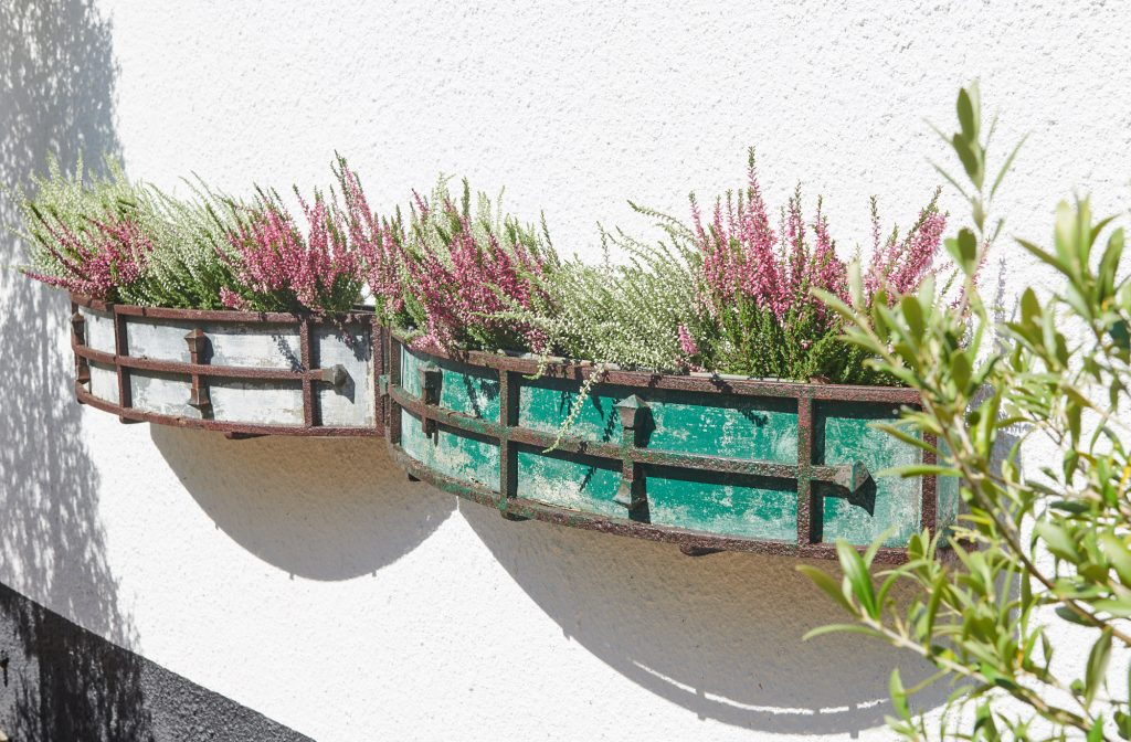 Pair of Wall planters