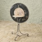 Tilting 18th century Side Table-1