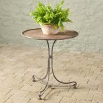 Tilting 18th century Side Table