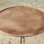 Tilting 18th century Side Table-6