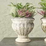 Set of 3 Fluted Planters-3