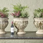 Set of 3 Fluted Planters-2