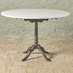 Round Marble Table-2
