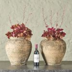 Pair of Terracotta Pots-1