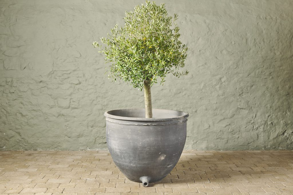 Grey Ponne Planter