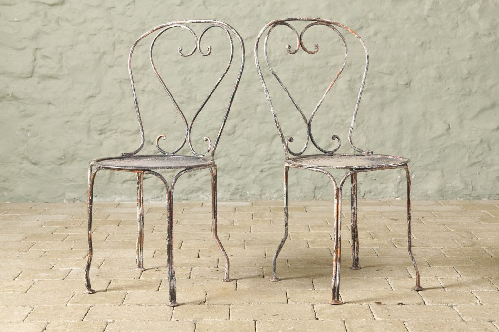 Pair of Early 19th Century Chairs
