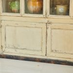 Painted French Bookcase-9