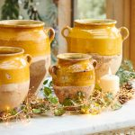 Yellow Confit Pots-7
