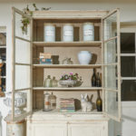 19th Century Display Cabinet-1