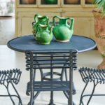 Black Arras Table and Chairs-2