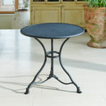 Black Arras Table and Chairs-4