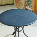 Black Arras Table and Chairs-5