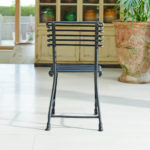 Black Arras Table and Chairs-8
