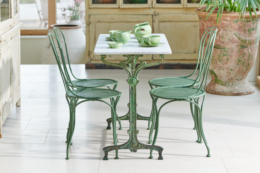 19th Century Table and Chairs