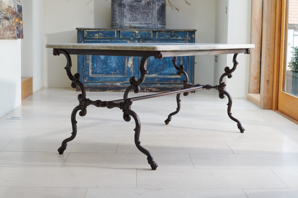 Substantial 19th Century Table