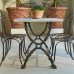 French Garden Table and Chairs