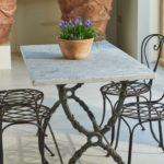 French Garden Table and Chairs-2