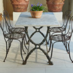 French Garden Table and Chairs-1