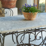 French Garden Table and Chairs-5