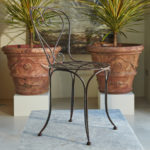 French Garden Table and Chairs-8