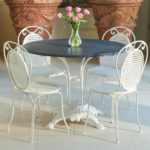 Bluestone Table and Chairs-1