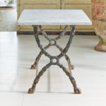 French Garden Table and Chairs-11
