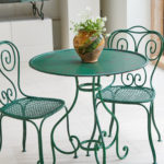Faux Bamboo Bistro Set-1
