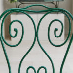 Faux Bamboo Bistro Set-10