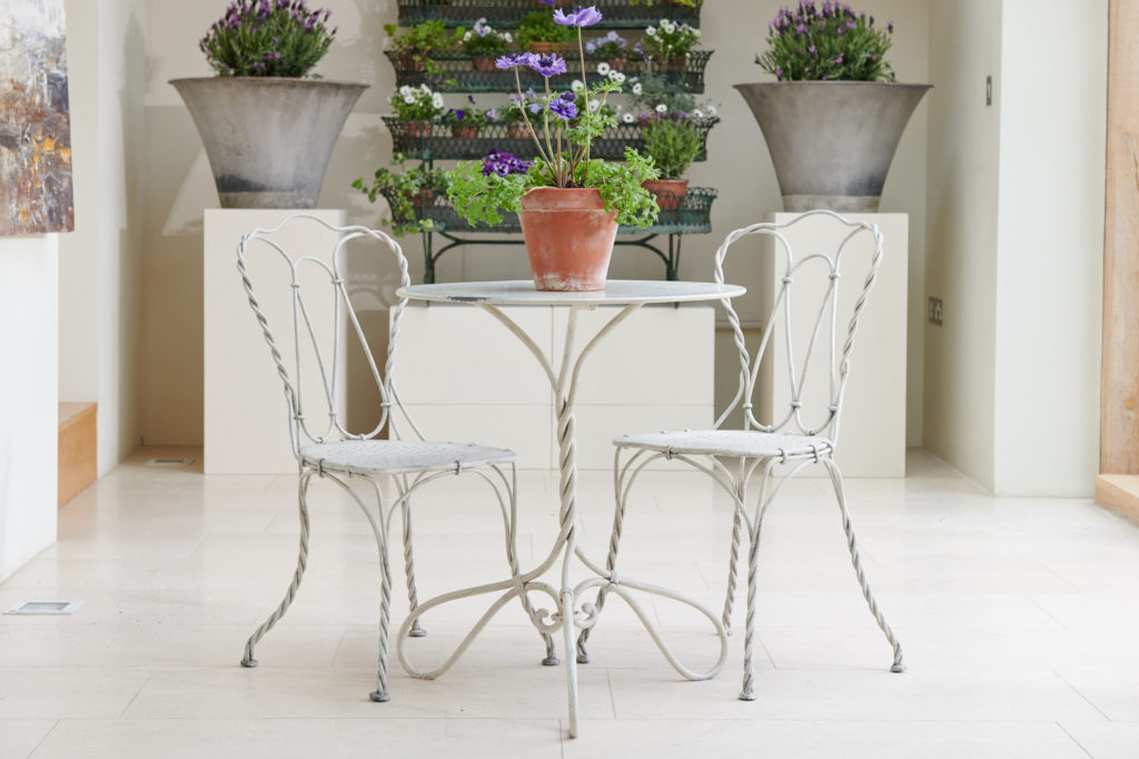 Twisted Rope Bistro Set