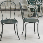 Swan Neck Table and Chairs-8