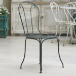 Swan Neck Table and Chairs-10