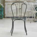 Swan Neck Table and Chairs-9