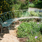 Curved Chateau Bench-1