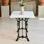 Art Deco Marble Top Table-1