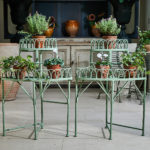 Pair of Plant Stands-1